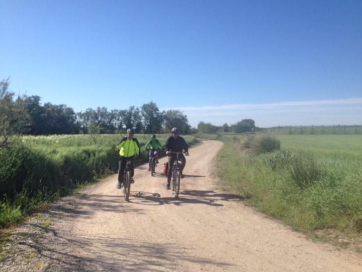 Biketour: Aiguamolls