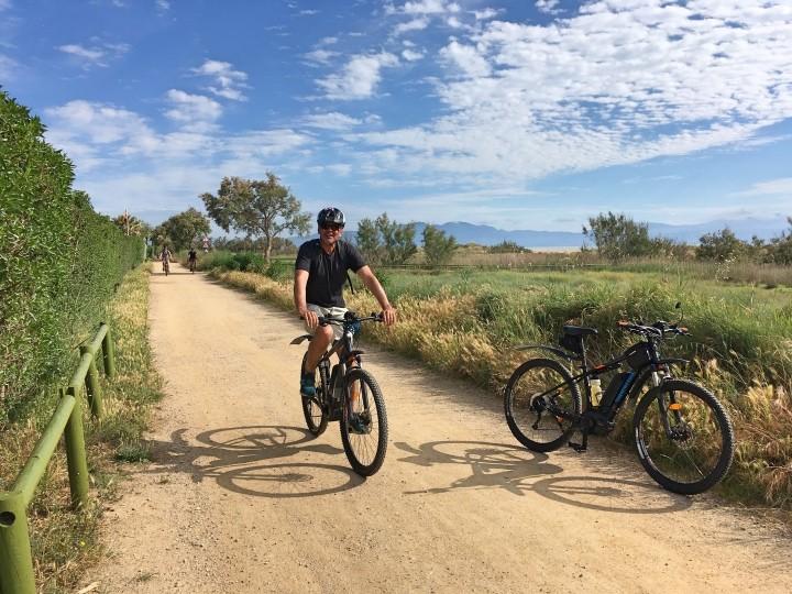 Salida en bicicleta: Santa Eulalia