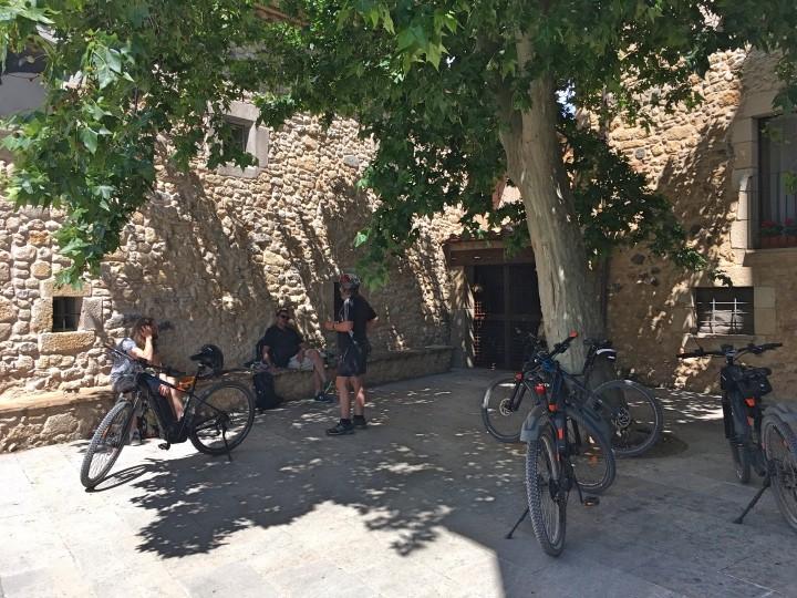 Biketour: Santa Eulalia