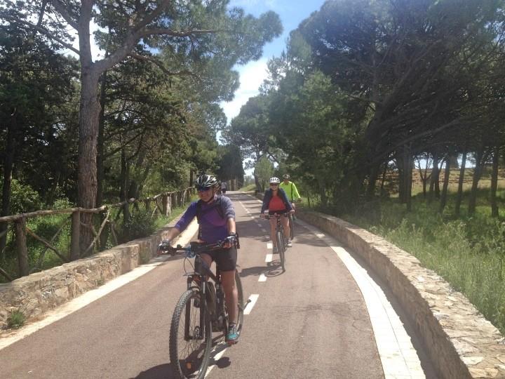 Biketour: Viladamat - Sant Martí d`Empúries