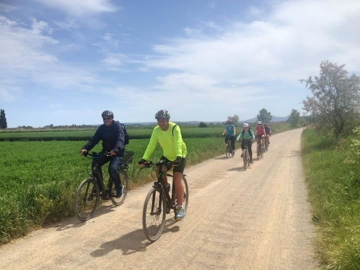 Salida en bicicleta: Viladamat - Sant Martí d`Empuries