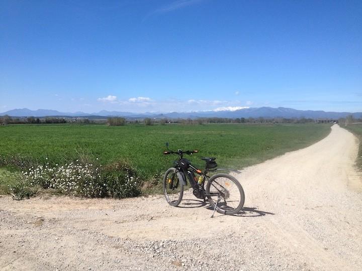 Biketour: Peralada