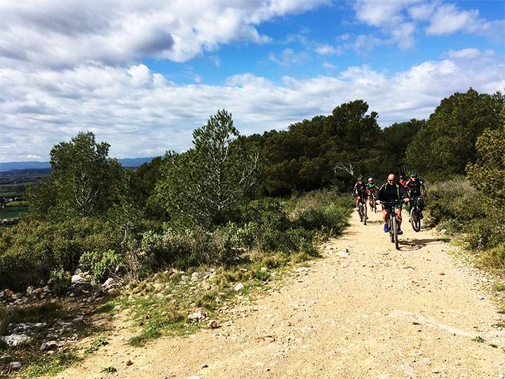 E-Bike Tour: Tour Montgri