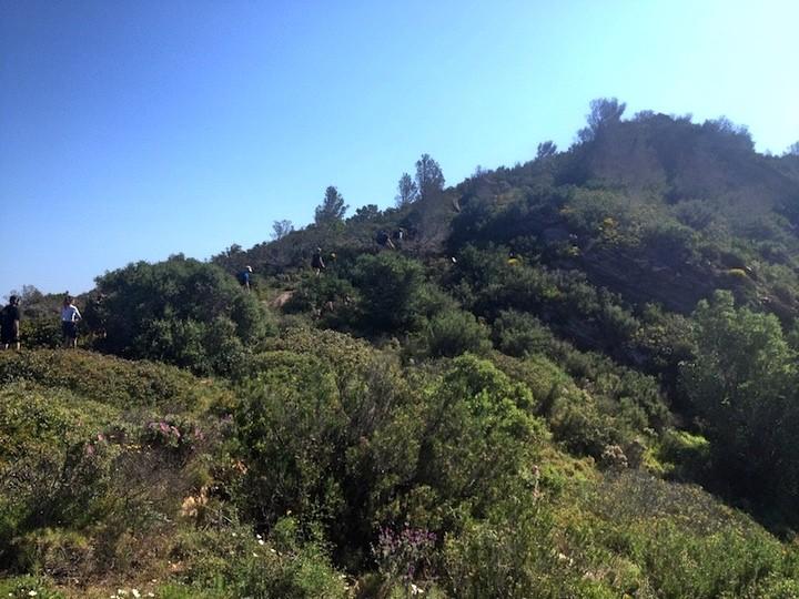 Trekking: Cap Norfeu