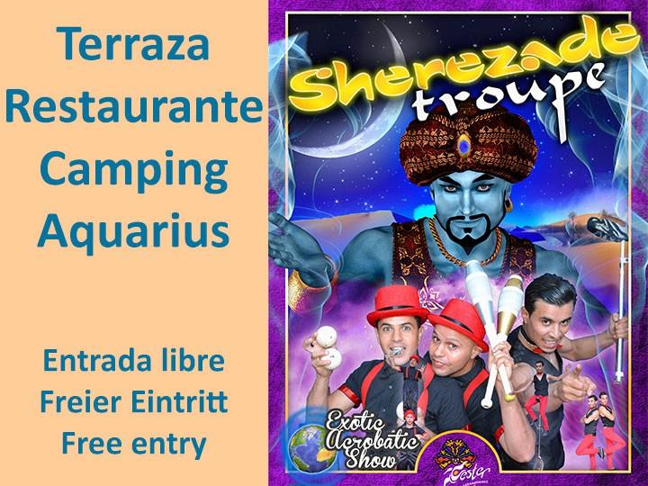 Sherezade Circus Show
