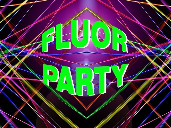 Disco Movil-Fluor Party