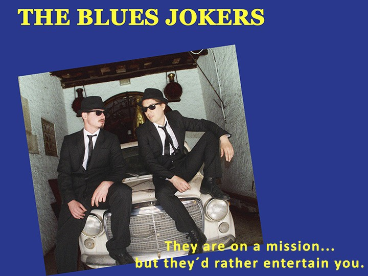 The Blues Jokers