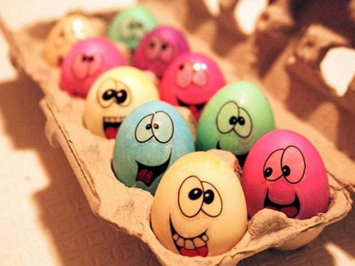 Pintar ous de pasqua