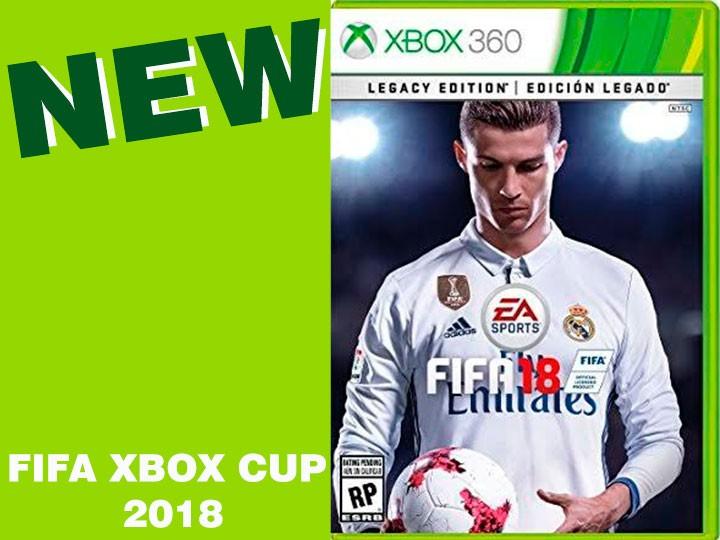 FIFA XBOX CUP 2018