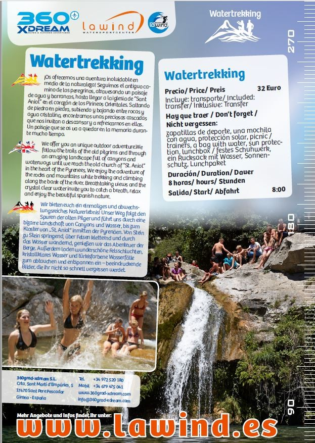 Watertrekking
