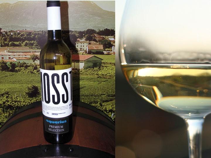 White wine Premium Aquarius